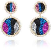 Shourouk Spheyra Biba Earrings