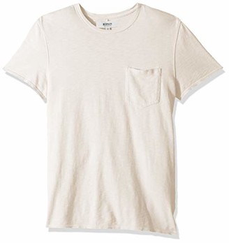 Hudson Men's S/S Crewneck Pocket Tee