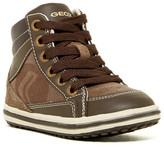 Geox Elvis High Top Sneaker (Little Kid & Big Kid)