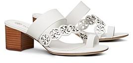 Tory Burch Women's Tiny Miller Toe Ring High Heel Sandals