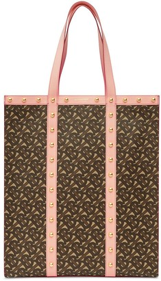Burberry Portrait monogrammed tote