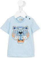 Kenzo Tiger T-shirt - kids - Cotton - 3 mth