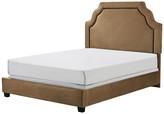 Crosley Loren Keystone Upholstered Bedset
