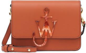 J.W.Anderson Logo Small leather shoulder bag