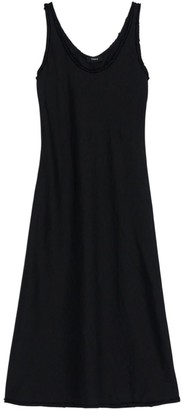 Theory Scoopneck Tank Midi Dress