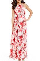 Antonio Melani Derry Printed Maxi Dress
