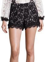 Alexis Sean Shorts Black White