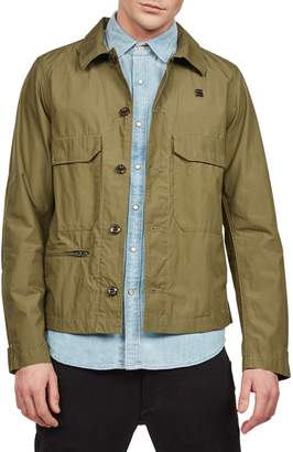 G Star Raw Cotton Xpo Work Overshirt