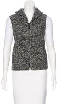 Eileen Fisher Wool-Blend Knit Vest