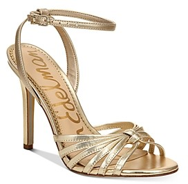 Sam Edelman Women's Adaline Strappy High-Heel Sandals