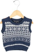 Oscar de la Renta Boys' Patterned Wool Sweater