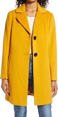 Sam Edelman Wool Blend Coat