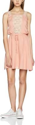Somedays Lovin Women's Sun Beams & Daydreams Peplum Plain Sleeveless Dress