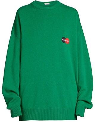 Balenciaga Cashmere Crewneck Sweater