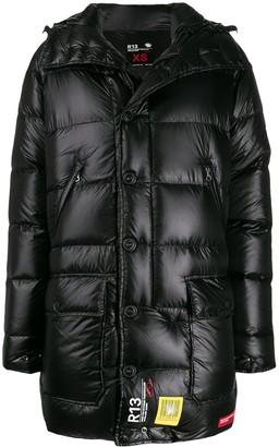 BRUMAL padded jacket