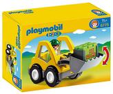 Playmobil 6775 1.2.3 Front Loader
