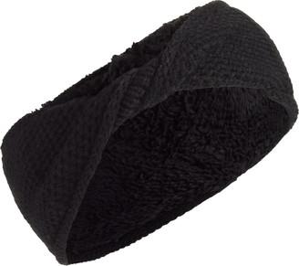 Treasure & Bond Twisted Knit & Fleece Head Wrap