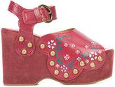 Marc Jacobs Dawn wedge sandals
