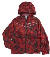 Boy's Flow Society Mesa Windbreaker Jacket
