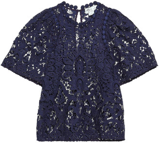 Kate Spade Guipure Lace Top