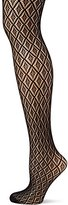 Pretty Polly Women's Diamond Fishnet 20 DEN Tights