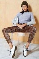 Forever 21 FOREVER 21+ Leopard Print Leggings