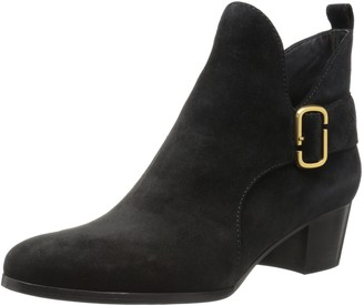 Marc Jacobs Women's Ginger Interlock Ankle Boot 37.5 M EU (7.5 US)