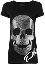 Philipp Plein Chora T-shirt - women - Cotton - XS