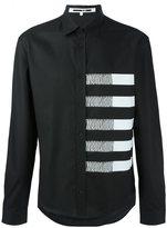 McQ by Alexander McQueen striped shirt