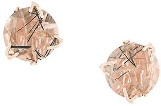 Wouters & Hendrix Reves de Reves tourmaline quartz earrings