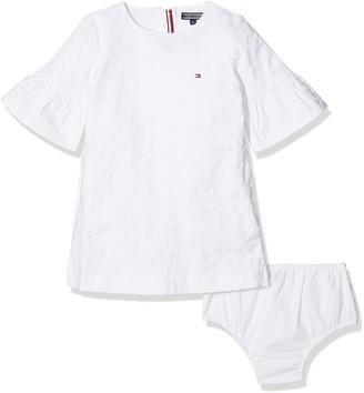 Tommy Hilfiger Girl's C Shift Dress S/s