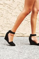 Jeffrey Campbell Peaks Point Wedge by at Free People