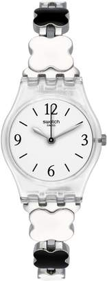 Swatch A Traveler's Dream Collection Stainless Steel Watch