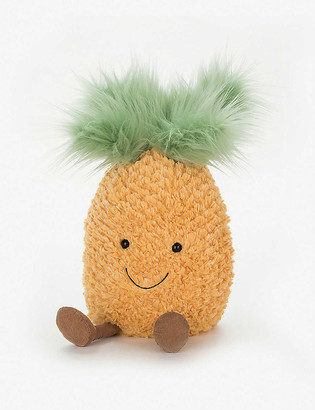 Jellycat Amuseable pineapple soft toy 47cm
