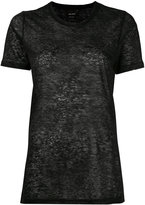 Isabel Marant Madjo T-shirt - women - Linen/Flax - S