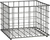 Chrome Storage Basket