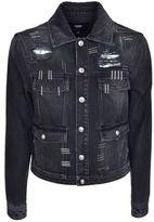 Versus Distressed Jacket