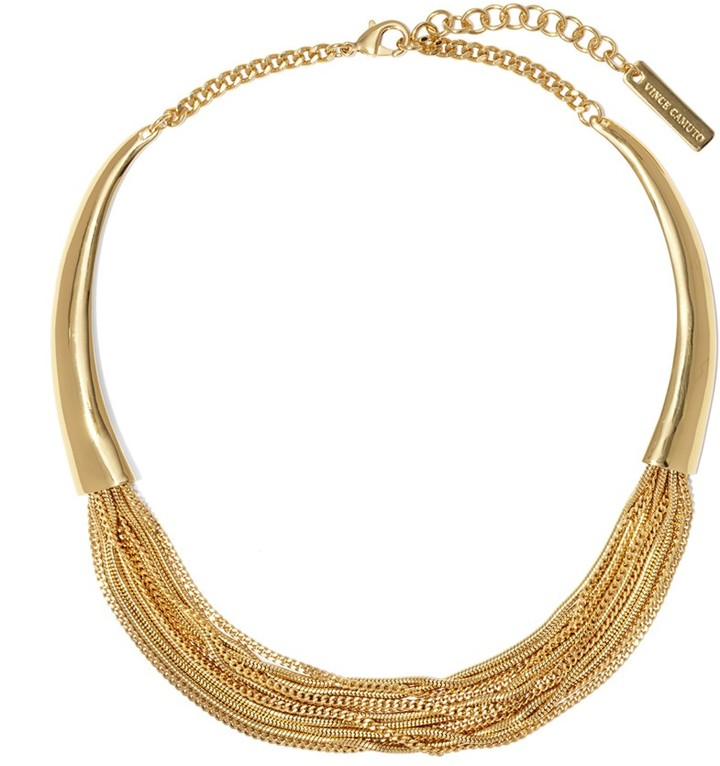 Vince Camuto By the Horn Chain Necklace