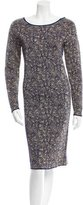 Thierry Colson Metallic Larissa Dress w/ Tags