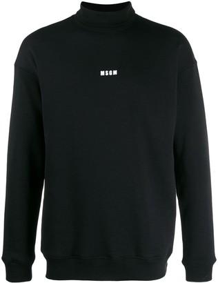 MSGM turtleneck sweatshirt