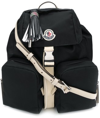 Moncler Logo-Patch Backpack