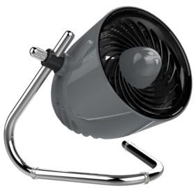 Vornado Pivot Storm Gray Personal Fan