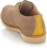 Walk-Over Derby Midi Oxford, Yellow