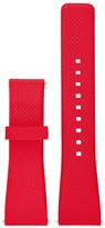 Michael Kors Access Bradshaw Silicone Watch Strap, 22mm