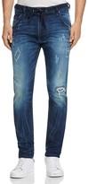 Diesel Krooley Slim Fit Jogger Jeans in Denim