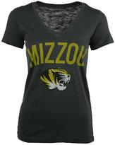 Royce Apparel Inc Women's Missouri Tigers Vintage Arch T-Shirt