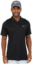 Tiger Woods Golf Apparel by Nike Nike Golf Velocity UV Reveal Polo