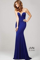 Jovani Strapless Simple Dress JVN32801