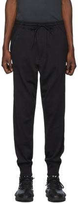 Y-3 Y 3 Black Classic Cuffed Lounge Pants