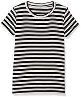 Name It Girls' Nithabella Ss Top Nmt T-Shirt